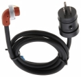 ZeroStart - 860-8652 - Weatherproof Power cord, 120V 15A